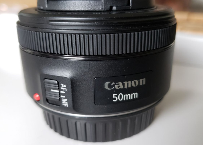 50mm lens for canon - 2