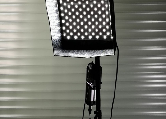 50W 2 foot by 1 foot Bi-Colour Flexible LED panel - 2