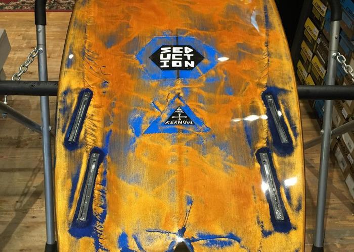5'10 Seduction Fish Surfboard - 1