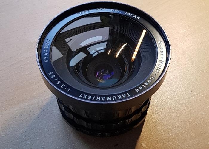 55 f3.5 lens for pentax 67  - 1