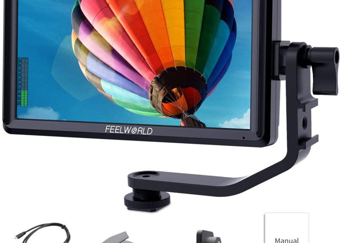 5.5 inch On Camera DSLR Field Monitor - 2