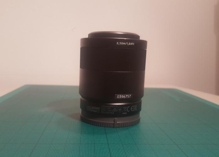 55mm f1.8 Sony lens - 1