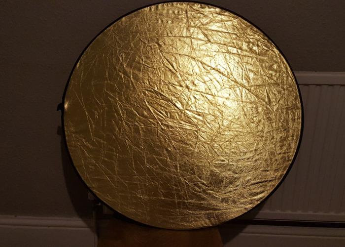 5-in-1 Circular Reflector 80 cm - 2