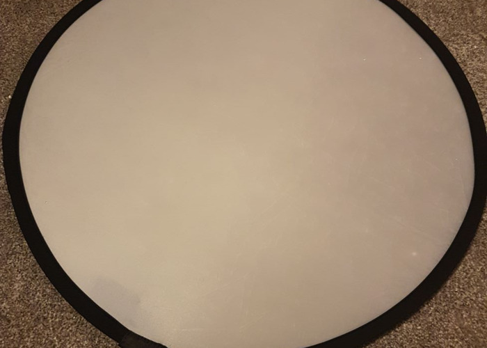 5-in-1 Light Reflector/Diffuser Kit 24cm by 60cm - 2