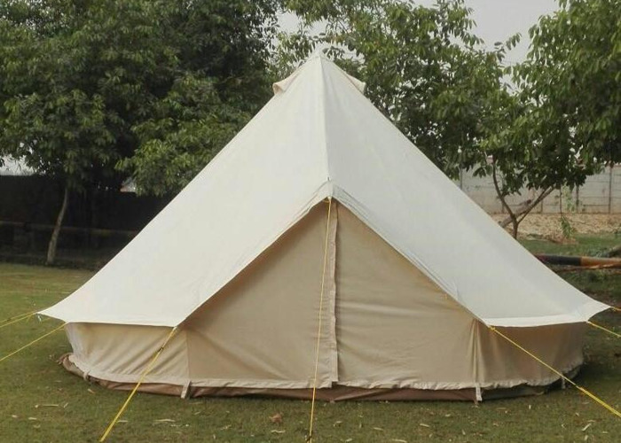 5M Bell Tent - 8-10 People - 1