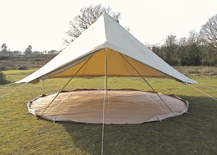 5M Bell Tent - 8-10 People - 2