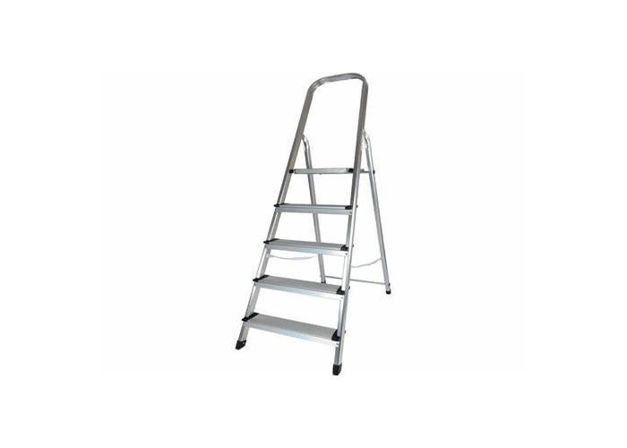 5-Step Alluminium Ladder - 1