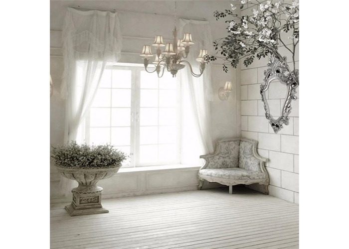 5x7FT Indoor Window Sofa Photography Background Backdrop Studio Prop - 2
