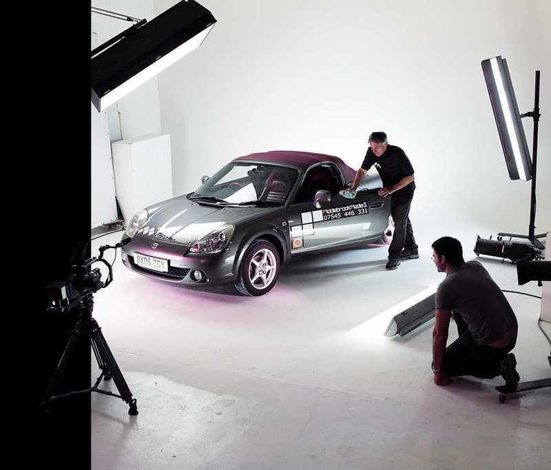 5x9m Infinity Studio - 1