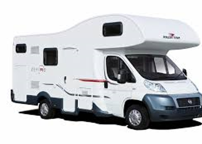6 berth Zefiro 675 Ford  with Bunkbeds - 2