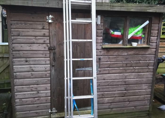 6 meter, 3 teir, ladders - 2