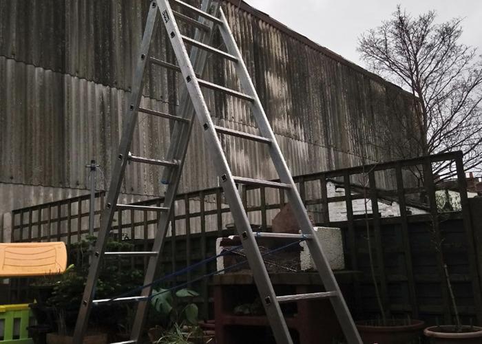 6 meter, 3 teir, ladders - 1