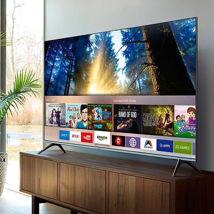 65 inch Samsung 4k tv  - 1
