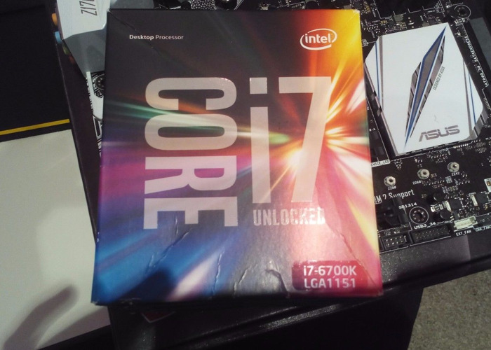 6700k Intel Core i7 6th Gen - 1
