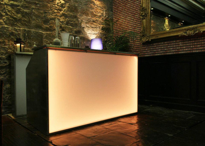 6ft LED Mobile Bar - 1