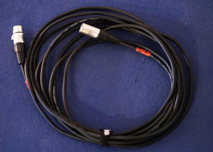 6m XLR cable - 1