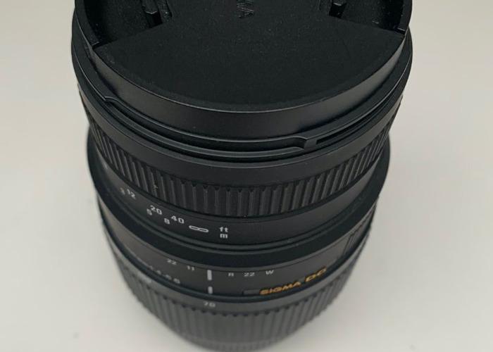 70-300mm F4-5.6 DG MACRO - 1