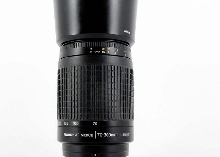 70-300mm Nikon lens  - 1