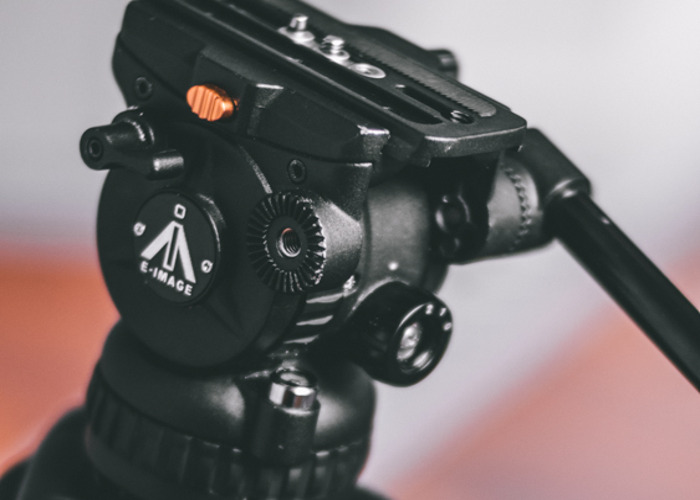 7063H Fluid Video Head for Mirrorless and Panasonic GH4, A7  - 2