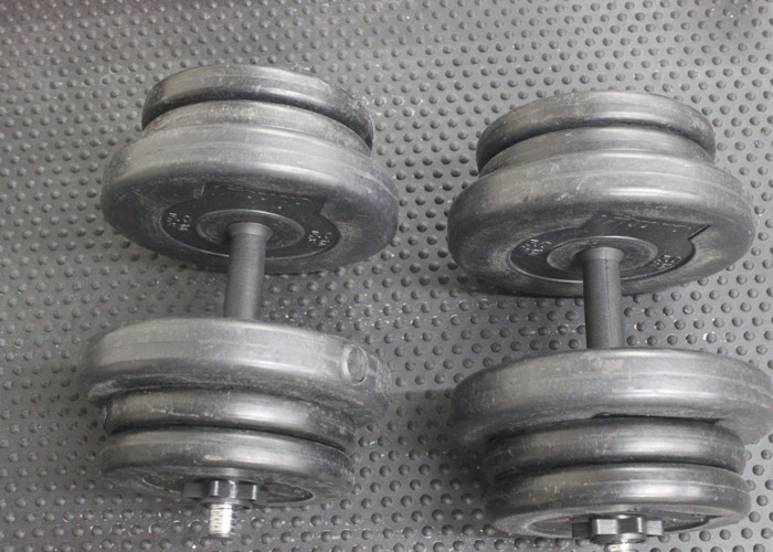 70KG Dumbbells and Barbell Weights Set - 2