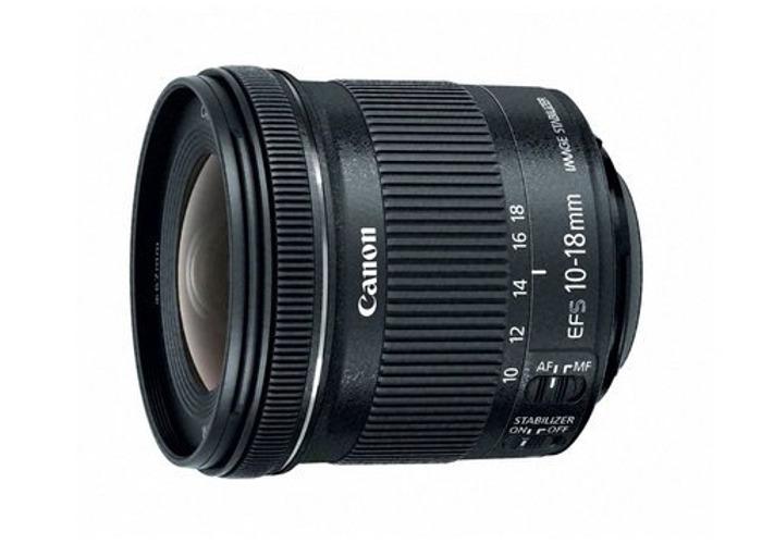 Canon 7D Mark II w/ Canon 10-18mm - 2