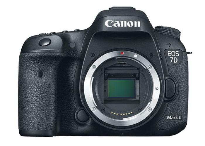 Canon 7D Mark II w/ Canon 10-18mm - 1