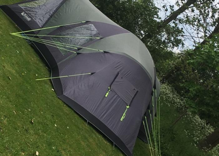 8 berth Tent - 2