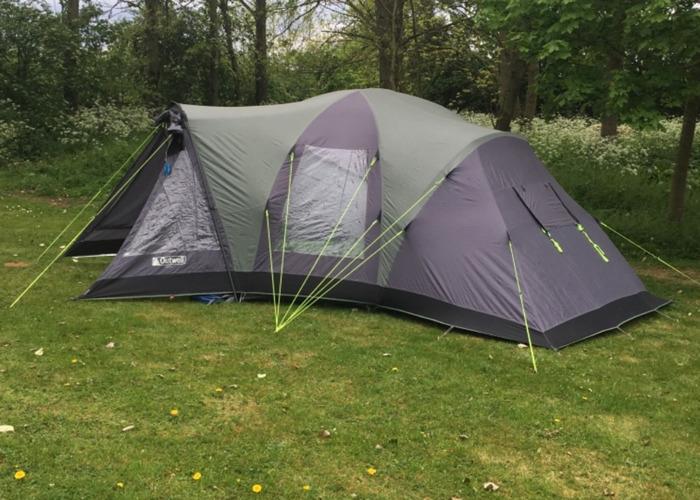 8 berth Tent - 1