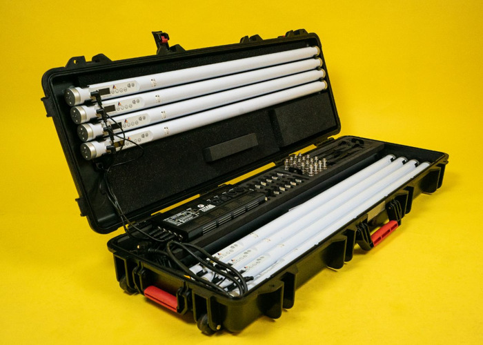 8 x Astera Titan + ART7 ASTERABOX [ LED Tube Lights ]  - 1