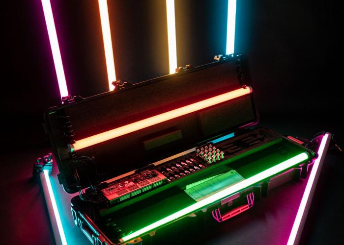 8 x Astera Titan + ART7 ASTERABOX [ LED Tube Lights ]  - 2