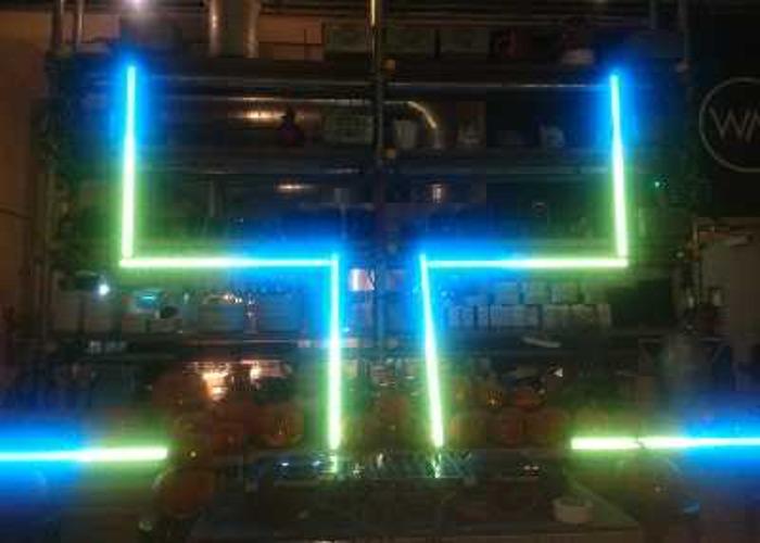 8 x LED Battern lights Octostrip - 1