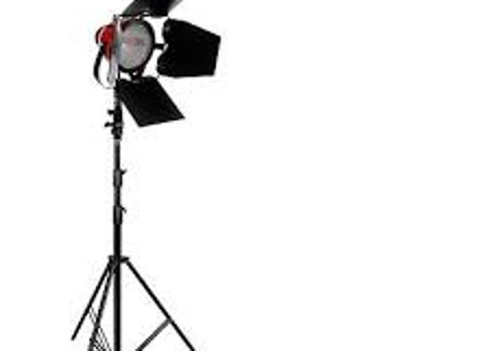 800 Watt Ianiro Red Head Video Light - 2