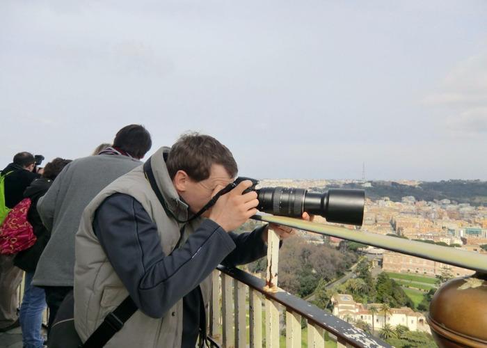 80-400mm AF-D VR Nikon Lens - 1