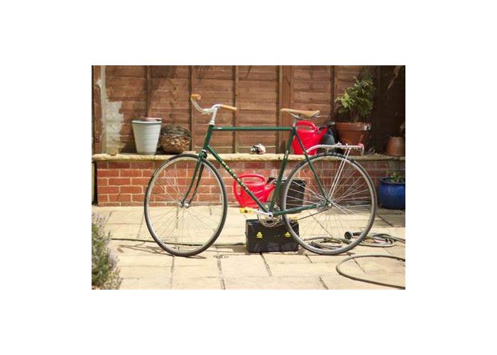 80s single speed road bike - 1