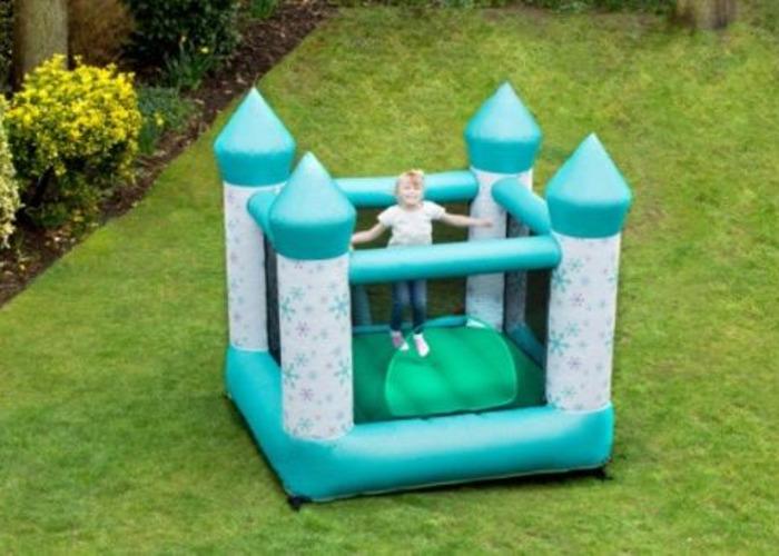 Castillo hinchable para niños de 8 pies x 8 pies - 1