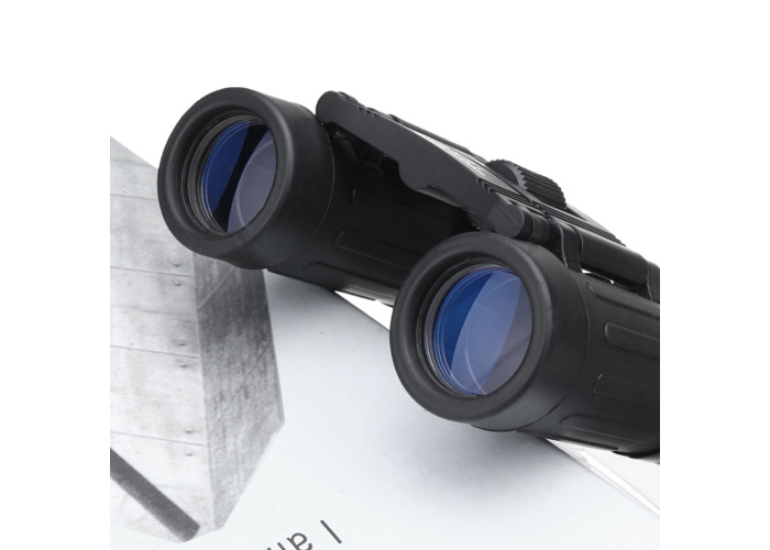 8X21 Binoculars Coated Black Coated Hiking/Camping/Prism Optics Sports Lens - 2