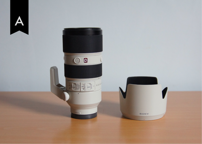 A   Sony FE 70-200mm F2.8 G Master Zoom Lens (Sony 70 200 GM) - 1