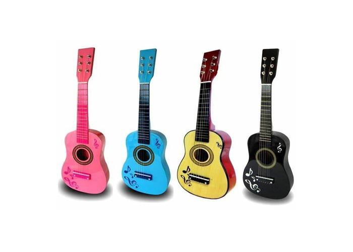 A child's acoustic guitar - 1