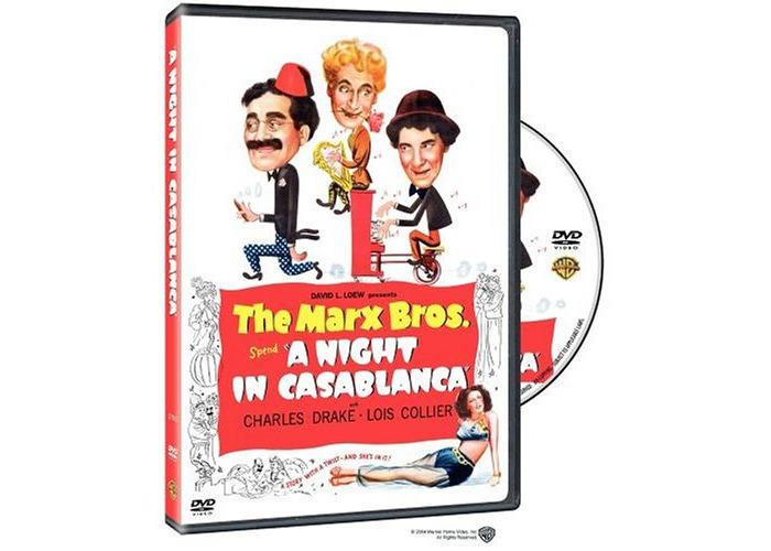 A Night in Casablanca [DVD] [1946] [DVD] - 1