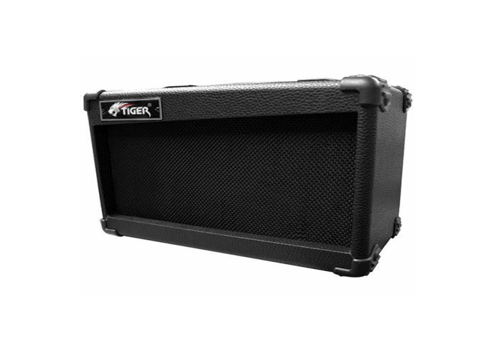 A range of bass and guitar amps available - 1