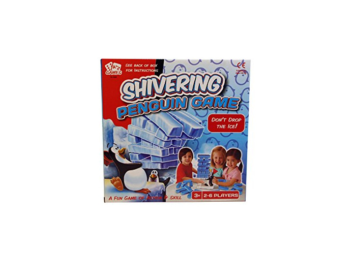 A to Z 08028 Shivering Penguin Game - 1