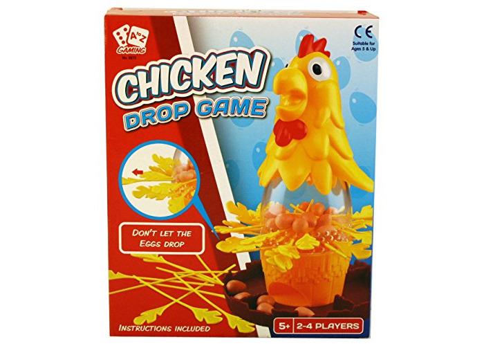 A to Z 08872 Chicken Drop Game - 1
