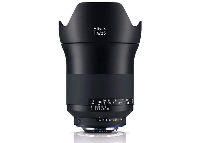 A. Zeiss Milvus 25mm F1.4 ZF.2 - Nikon Fit - 1