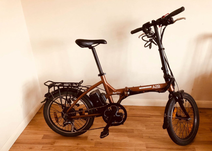 A2B Kuo+ Electric Bike - 2