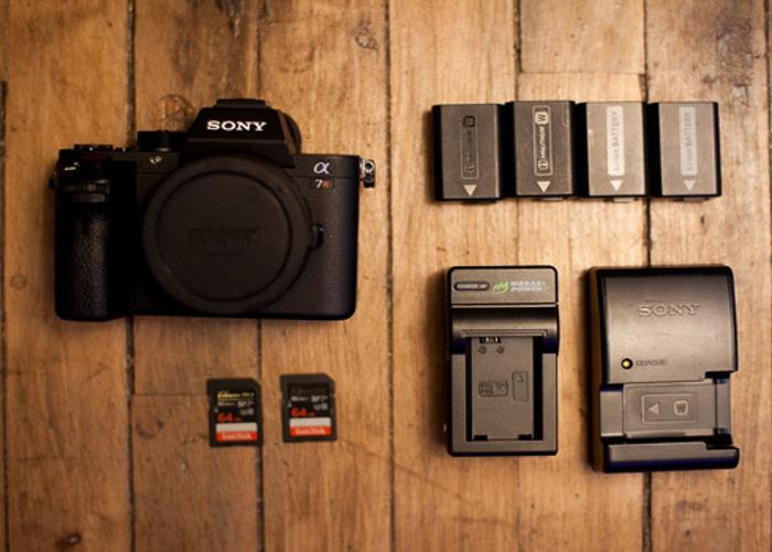 A7R II Camera - 1