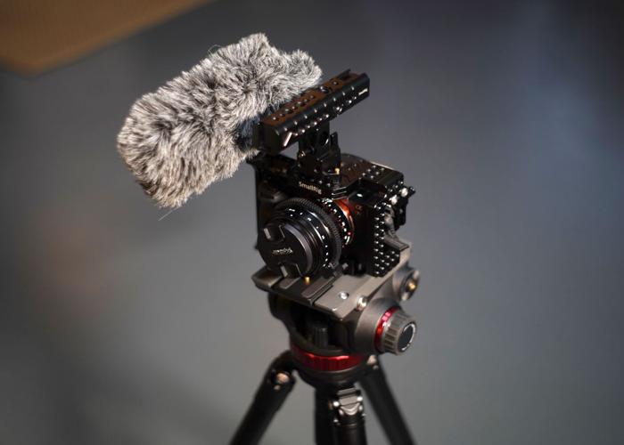 A7S Mark II - Voigtlander Shooting Kit Bundle - 1