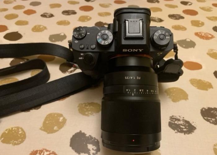 Sony A9 & 24 1.4 bundle - 1