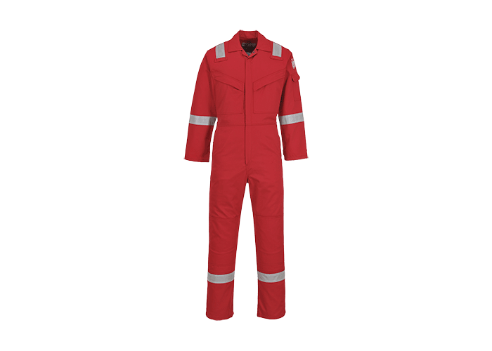 Aberdeen FR Coverall  Red  UK36 EU46  R - 1