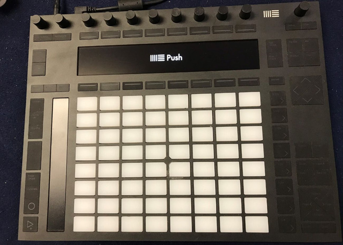 Ableton Push 2 - 1