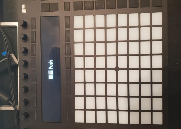 Ableton Push 2 - 2